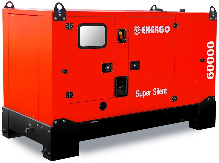 Дизельный генератор EDF 60/400 IV S