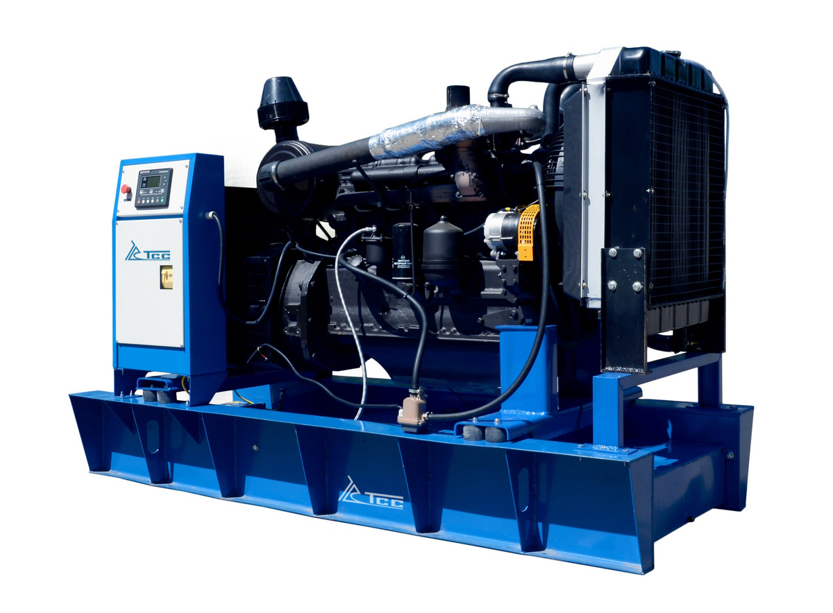 Дизельный генератор ТСС АД-100С-Т400-1РМ1 2