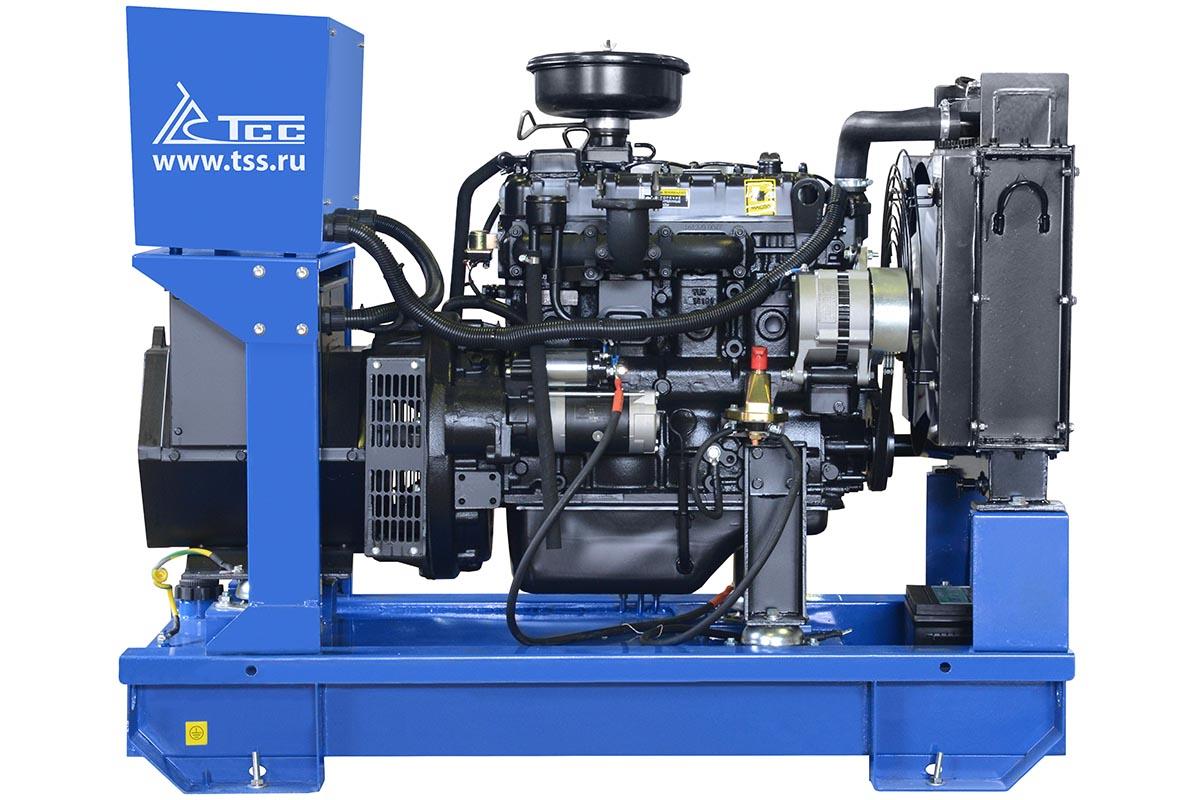 Дизельный генератор ТСС АД-18С-Т400-1РМ7 2