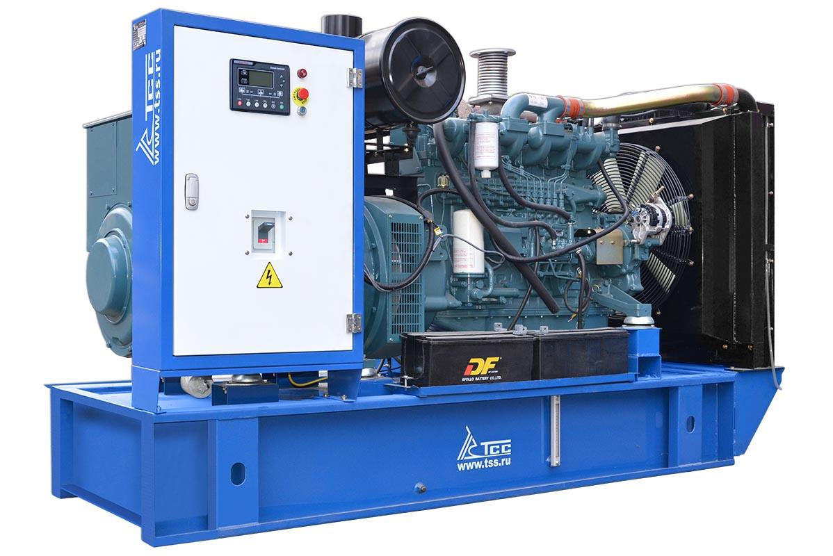 Дизельный генератор ТСС АД-200С-Т400-1РМ17 (Sincro)