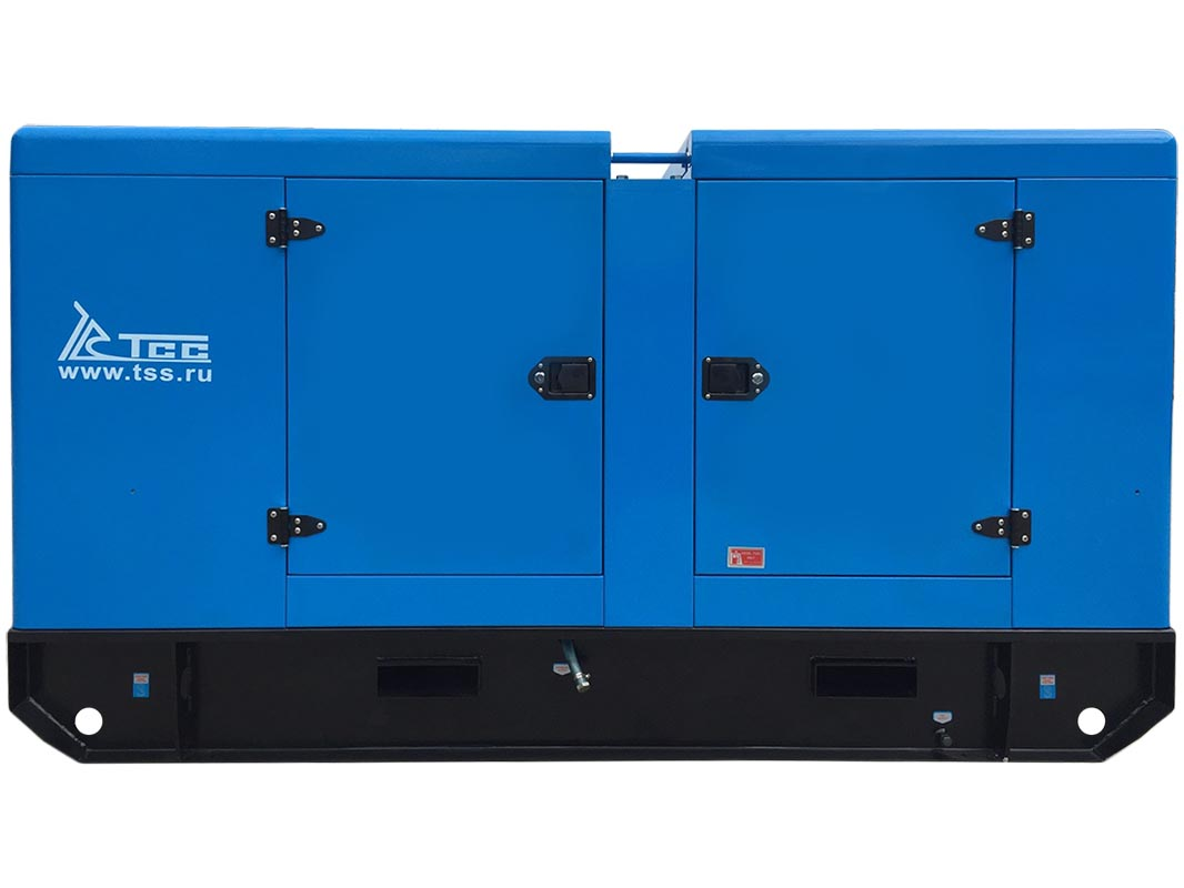 Дизельный генератор ТСС АД-30С-Т400-1РКМ11 в шумозащитном кожухе 2
