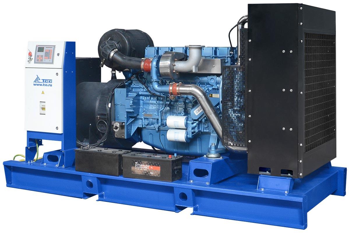 Дизельный генератор ТСС АД-320С-Т400-1РМ9