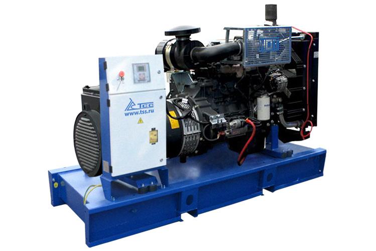 Дизельный генератор ТСС АД-36С-Т400-1РМ20