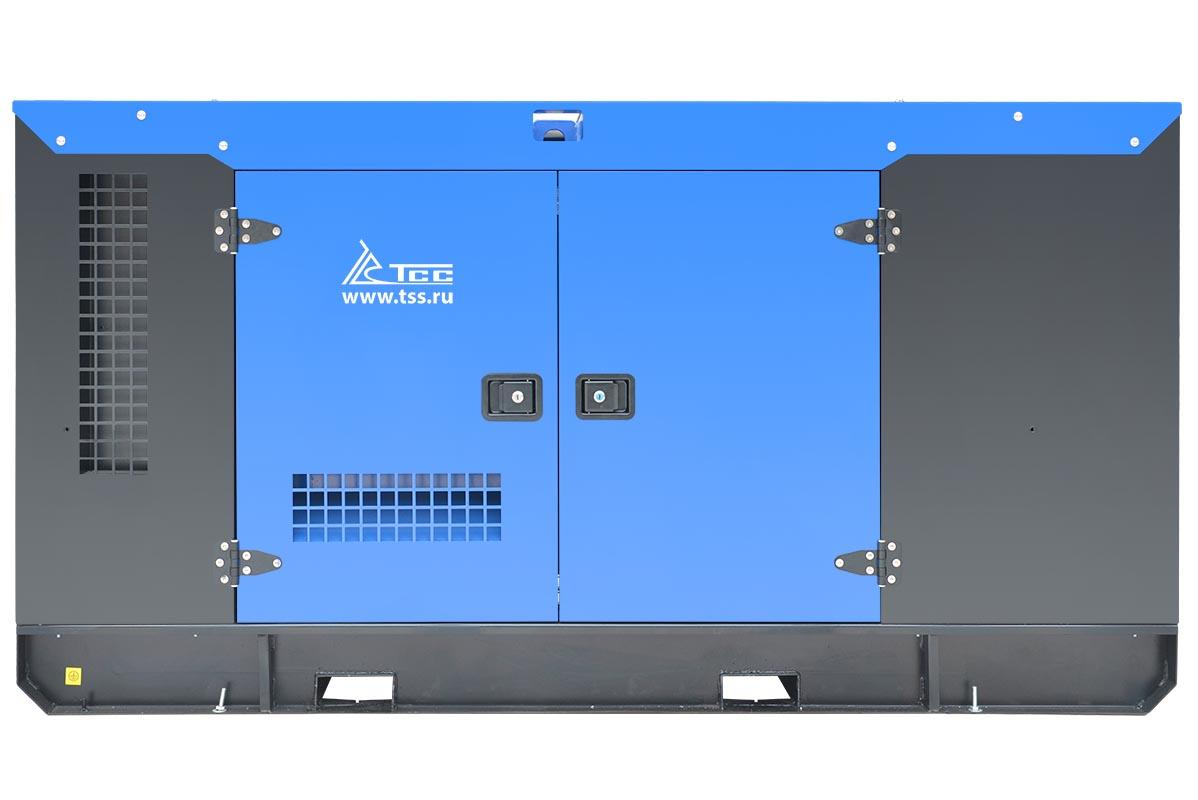 Дизельный генератор ТСС АД-40С-Т400-1РКМ11 в шумозащитном кожухе 2