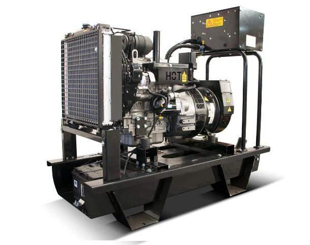 Дизельный генератор ED 9/230 Y