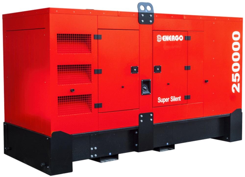 Дизельный генератор EDF 250/400 DS