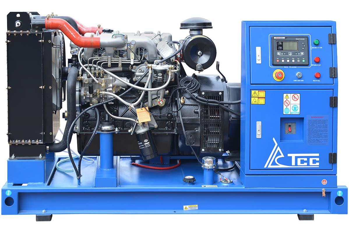 Дизельный генератор ТСС АД-50С-Т400-1РМ5 2