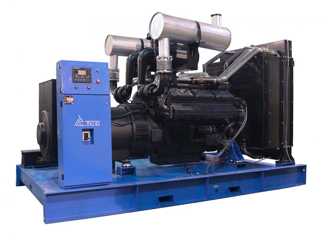 Дизельный генератор ТСС АД-600С-Т400-1РМ5