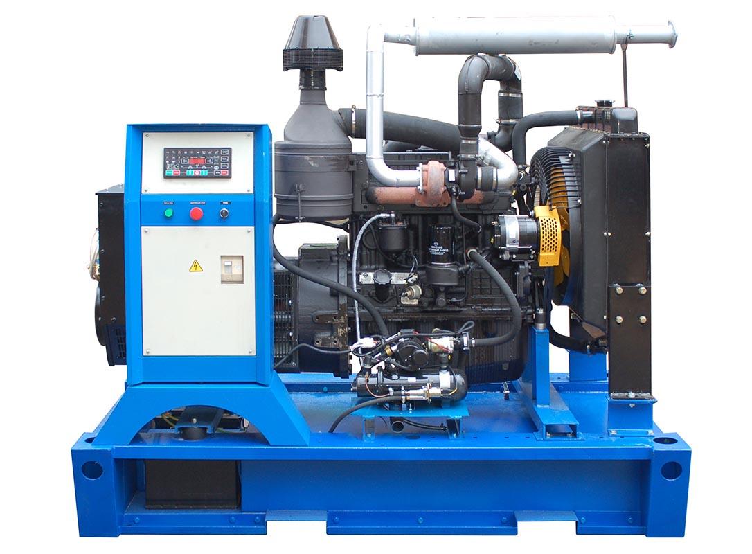 Дизельный генератор ТСС АД-60С-Т400-1РМ1 2