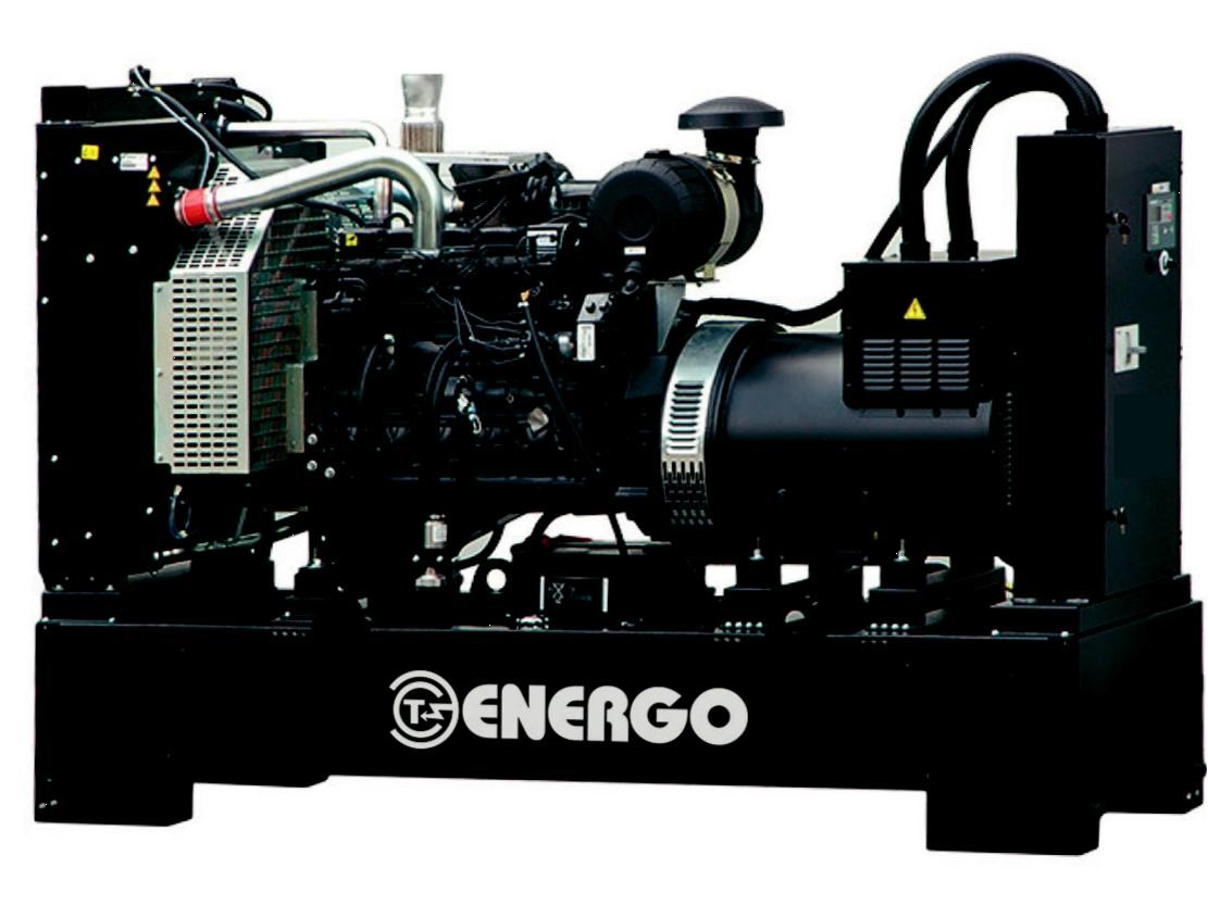 Дизельный генератор EDF 80/400 IV