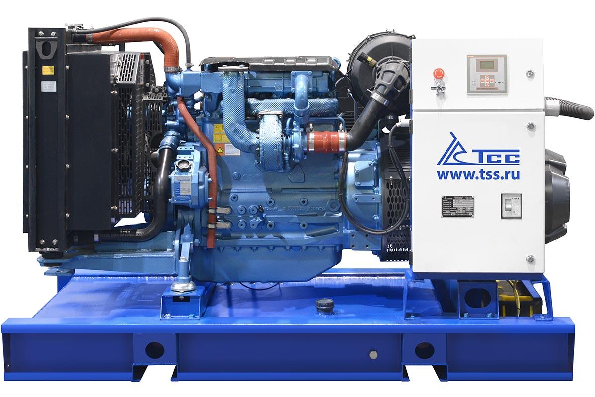 Дизельный генератор ТСС АД-60С-Т400-1РМ9 2