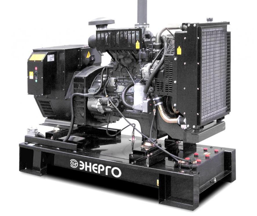 Дизельный генератор EDF 60/400 IV
