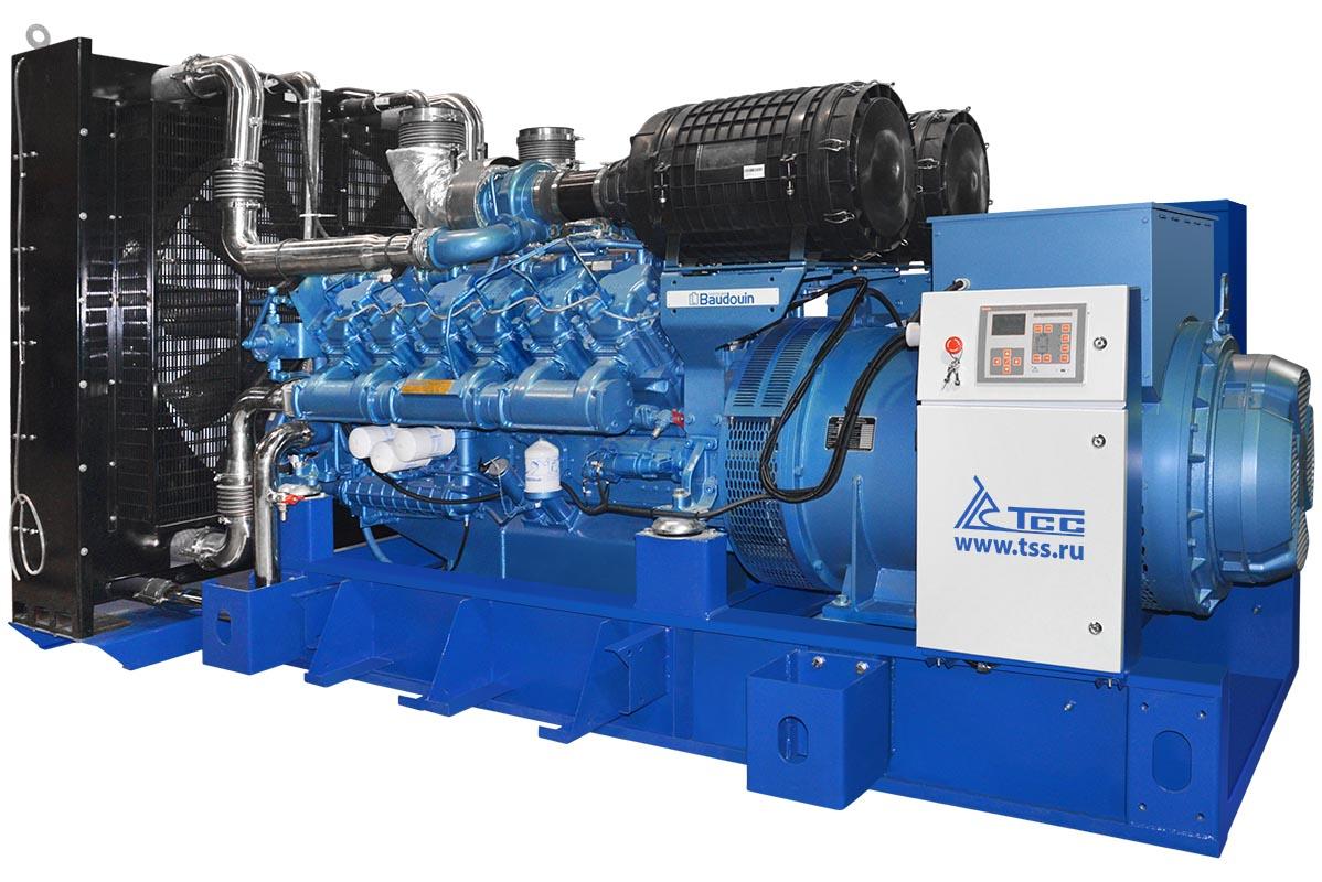 Дизельный генератор ТСС АД-720С-Т400-1РМ9