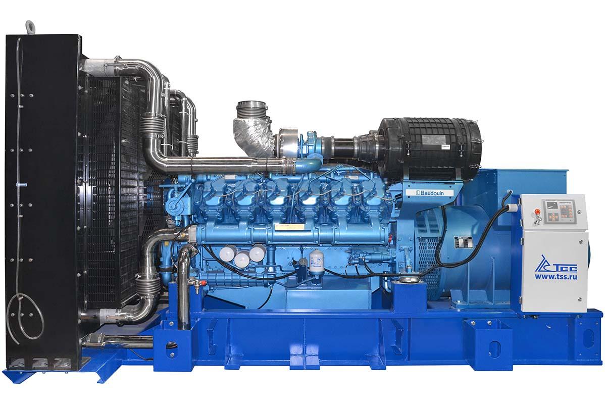 Дизельный генератор ТСС АД-800С-Т400-1РМ9 2