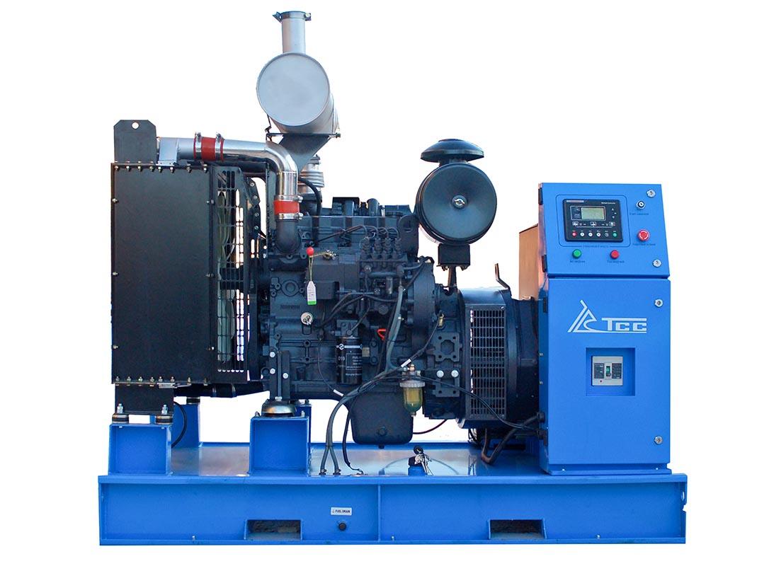 Дизельный генератор ТСС АД-80С-Т400-1РМ5 2