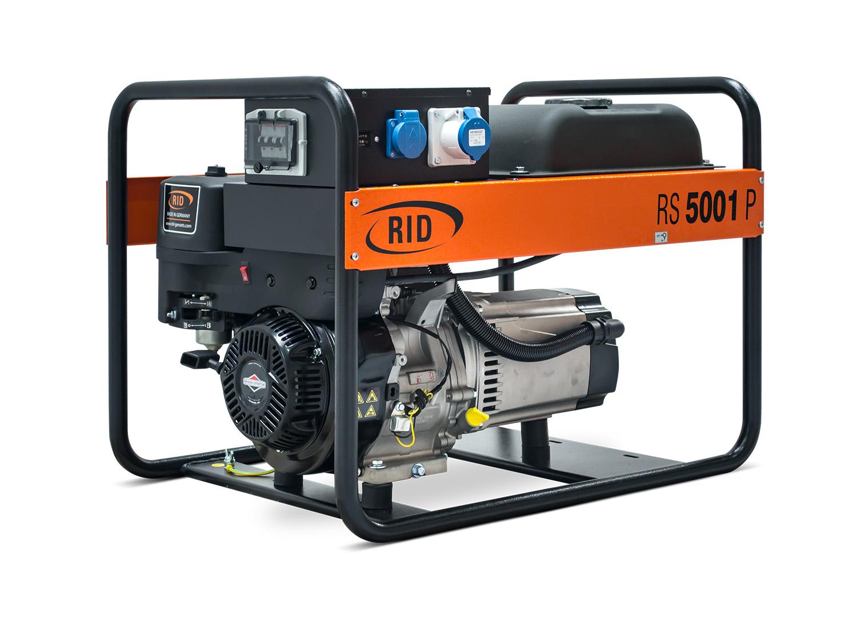 Бензиновый генератор RS 5001 P