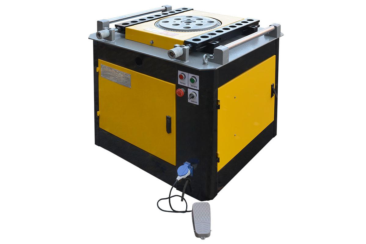 Станок для гибки арматуры ТСС GW 42R автоматический
