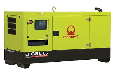 Дизельная электростанция Pramac GSL42D
