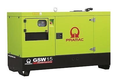 Дизельная электростанция Pramac GSW45P