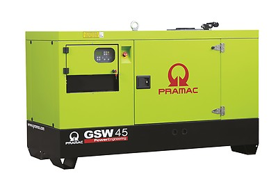 Дизельная электростанция Pramac GSW65P