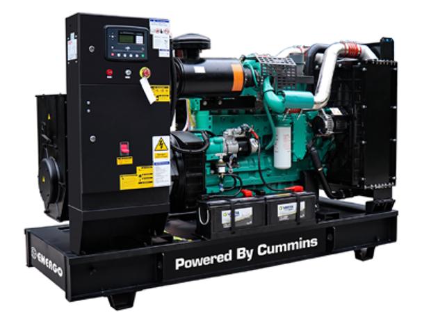 Дизельный генератор Energo AD455-T400C