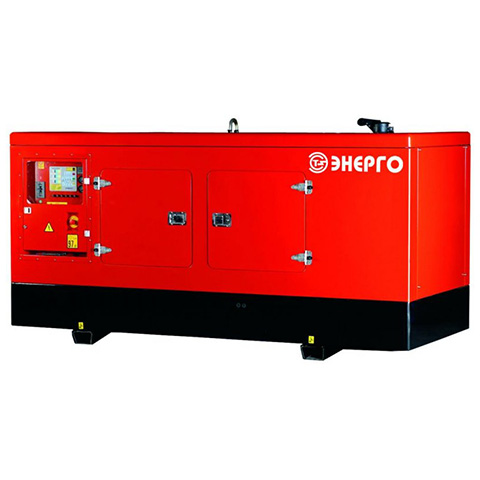 Дизельный генератор ED 160/400 IV S