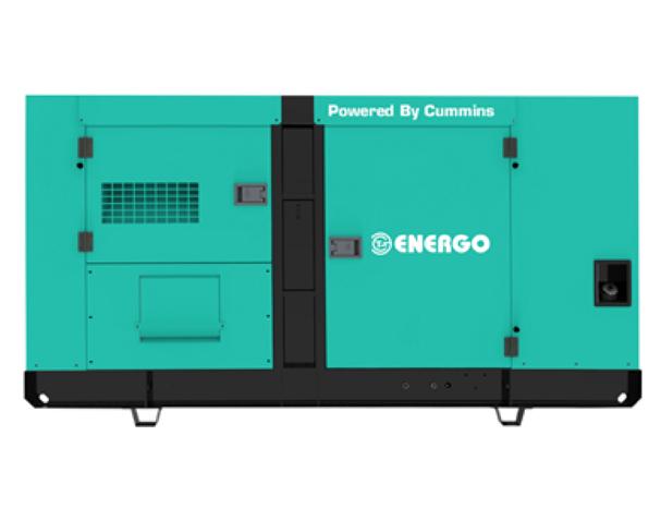 Дизельный генератор Energo AD100-T400C-S