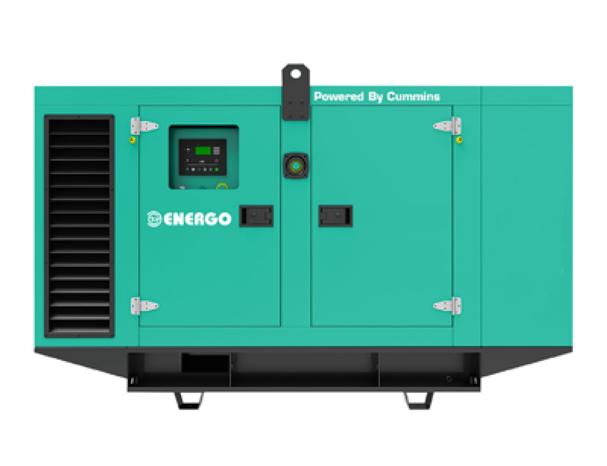 Дизельный генератор Energo AD636-T400CM-S