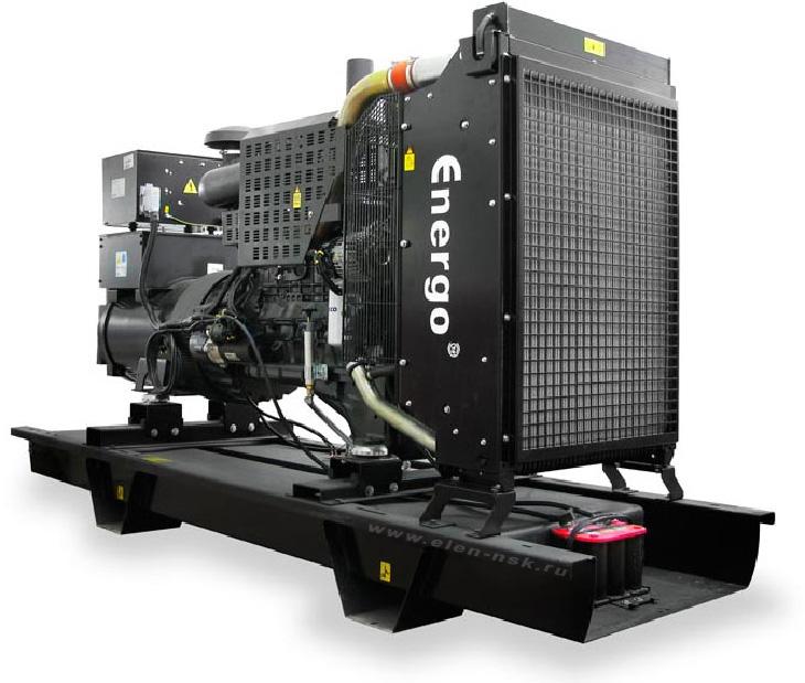 Дизельный генератор ED 180/400 IV S