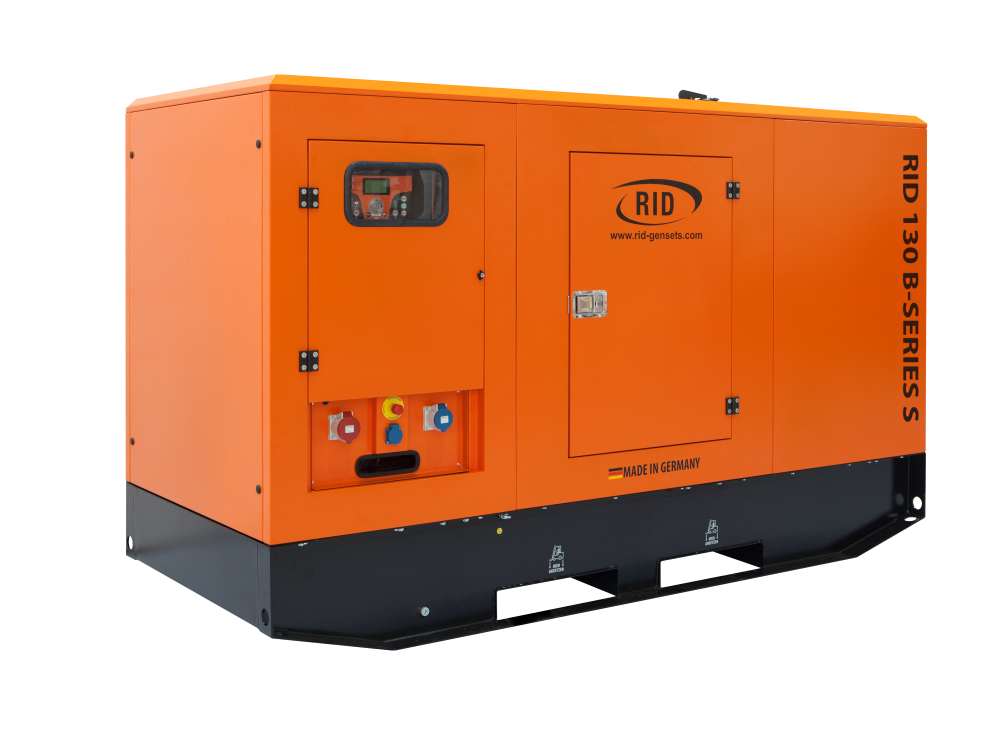 Дизельный генератор RID 130 B-SERIES S