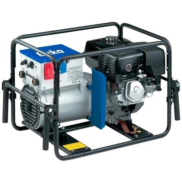 Бензиновый генератор 6400 EDW-S/HEBA