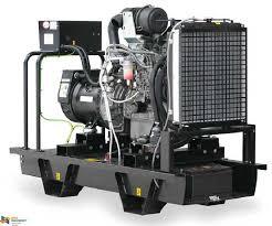 Дизельный генератор ED 185/400 IV