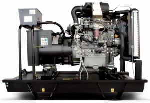 Дизельный генератор ED 350/400 IV