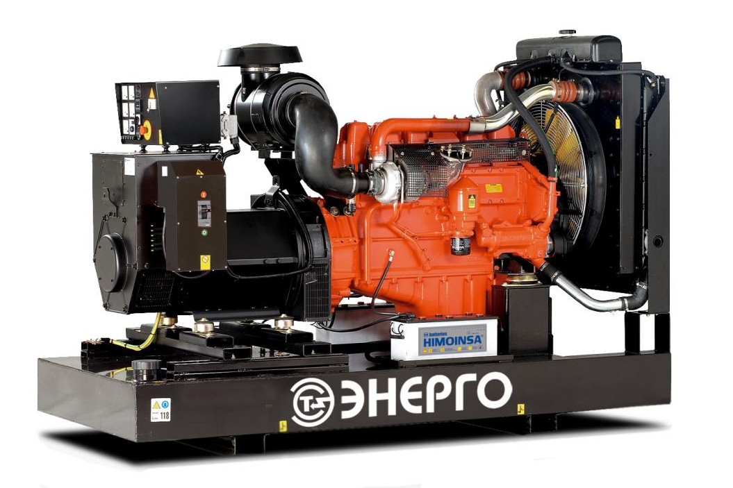 Дизельный генератор ED 400/400 IV S
