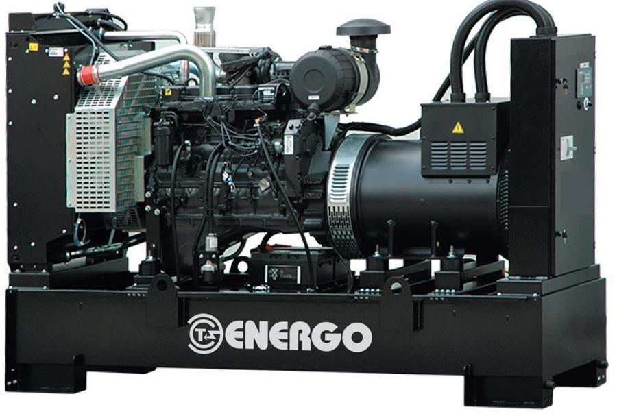 Дизельный генератор EDF 170/400 IV