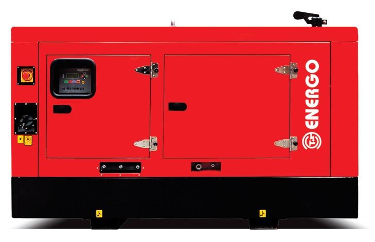 Дизельный генератор EDF 170/400 IV S