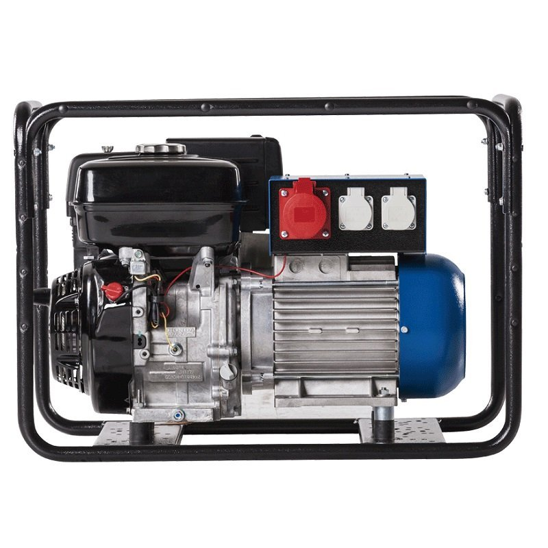 Бензиновый генератор 4400 ED-A/HHBA