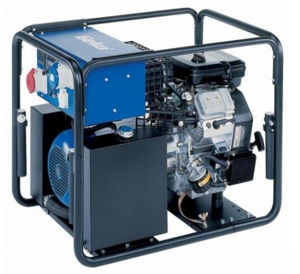 Бензиновый генератор 6400 ED-AA/HEBA