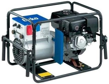 Бензиновый генератор 6400 ED-AA/HHBA