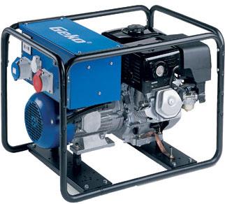 Бензиновый генератор 6400 EDW-S/HHBA
