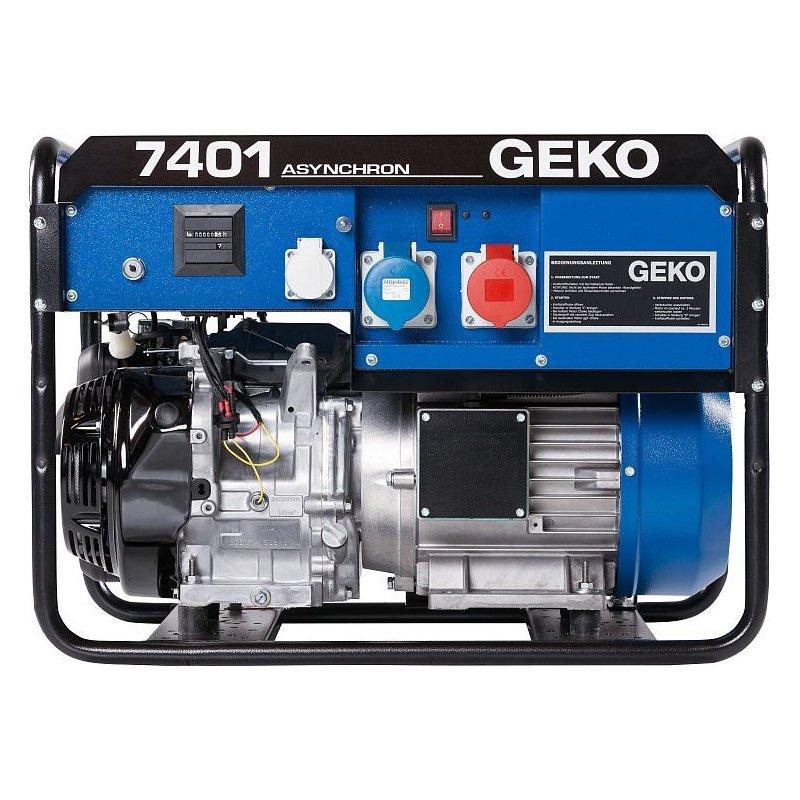 Бензиновый генератор 7401 ED-AA/HHBA