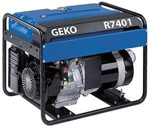 Бензиновый генератор R 7401 E-S/HHBA