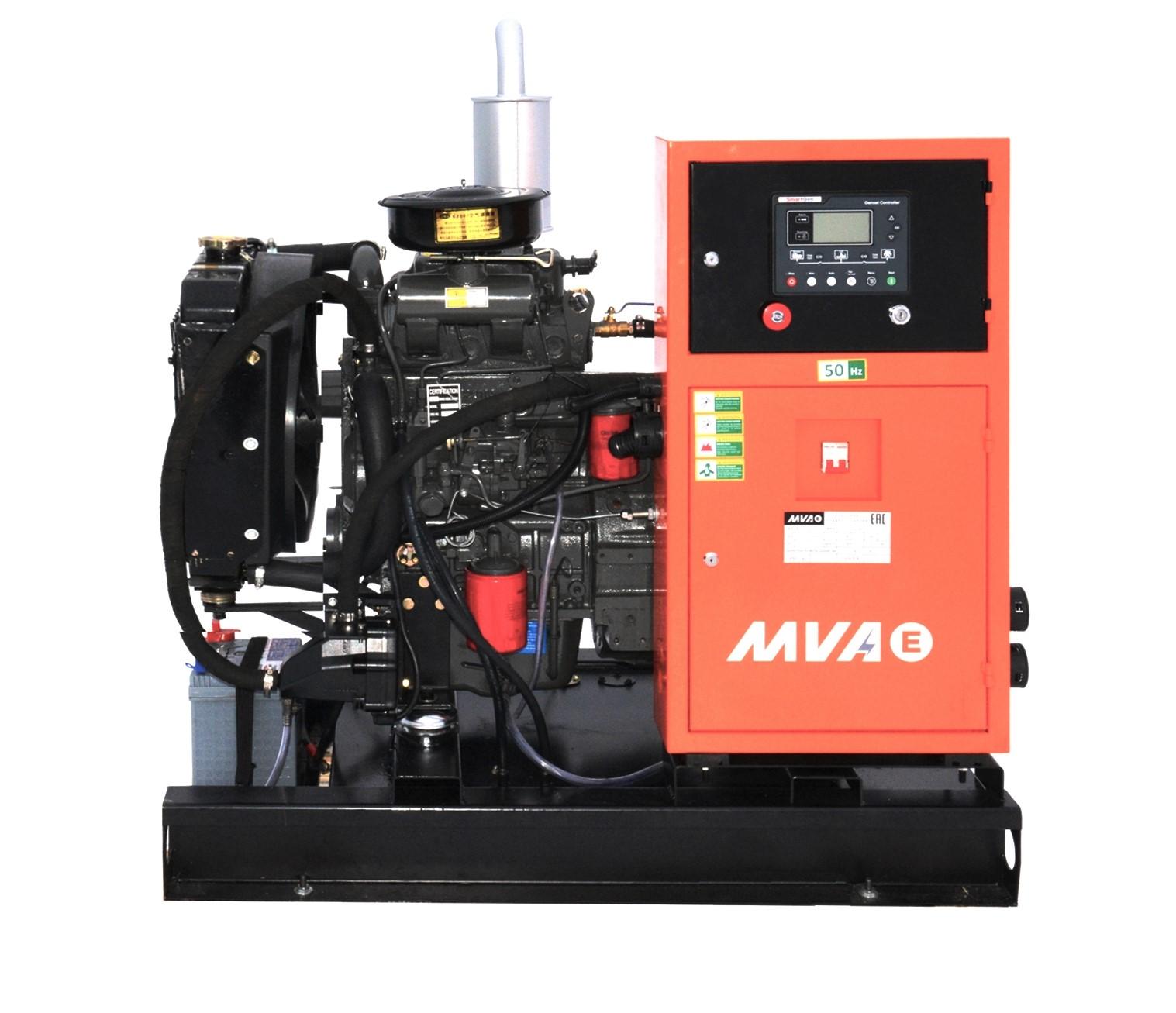 Дизель-генератор Mvae АД-10-400-АР