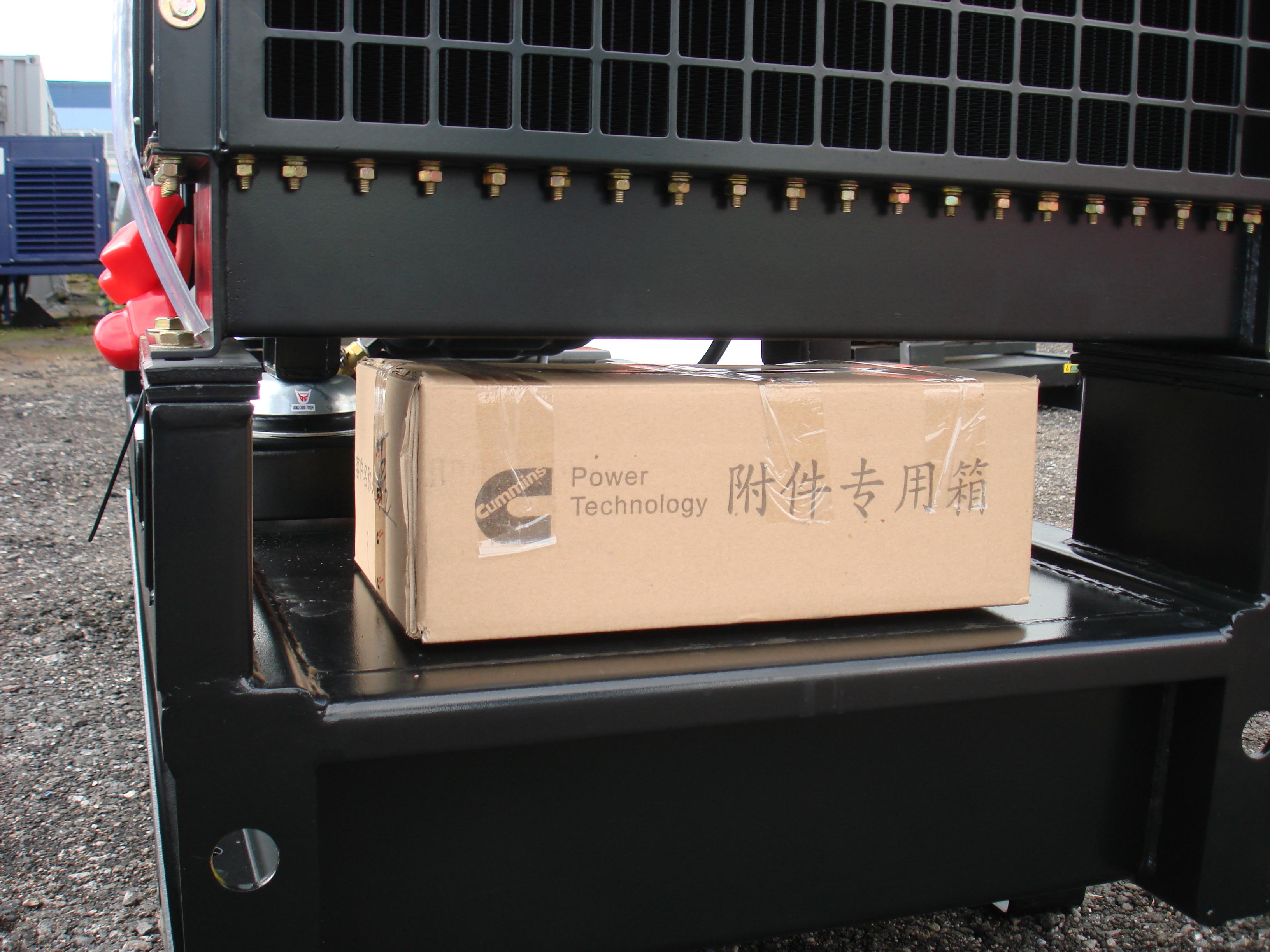 Дизель-генератор Mvae АД-100-400-C