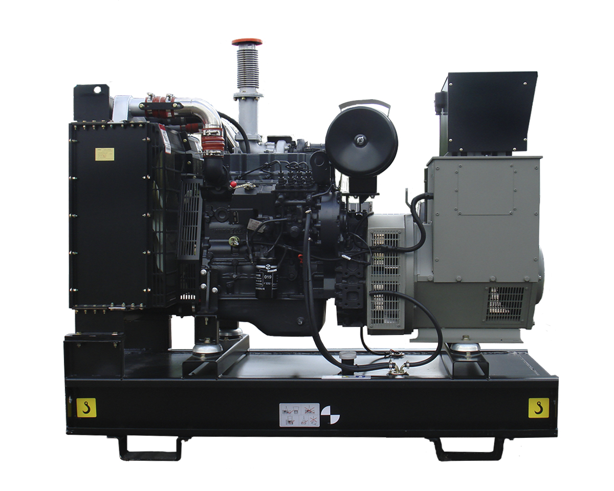Дизель-генератор Mvae АД-140-400-C
