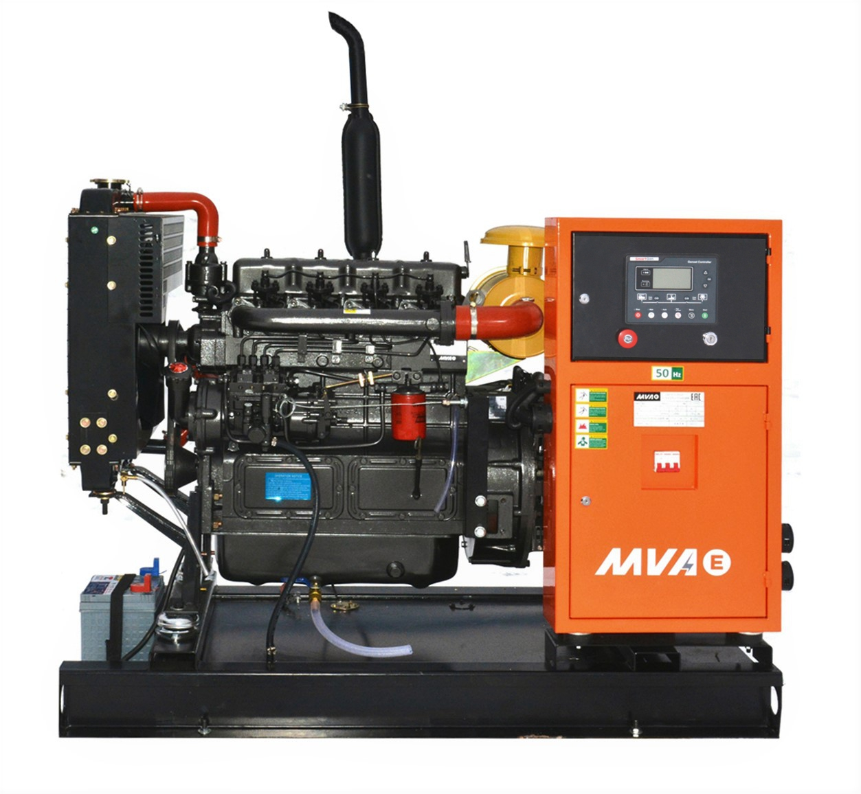 Дизель-генератор Mvae АД-20-230-АР