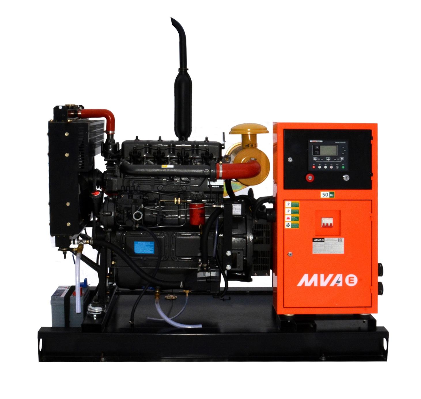 Дизель-генератор Mvae АД-20-400-АР