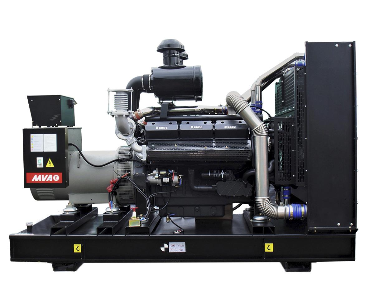 Дизель-генератор Mvae АД-450-400-C