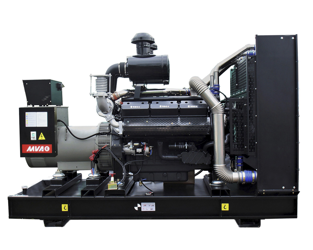 Дизель-генератор Mvae АД-600-400-C