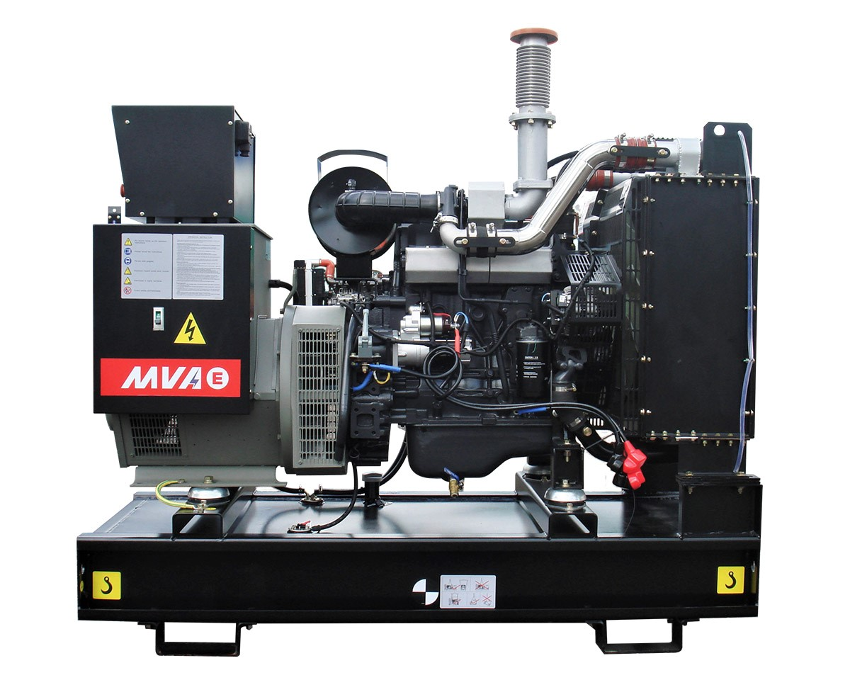 Дизель-генератор Mvae АД-80-400-C